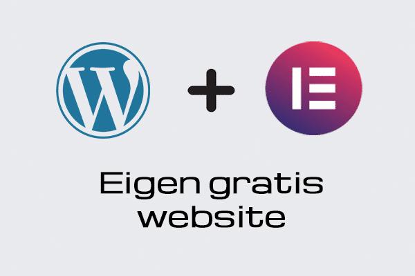 logo zelf gratis een wordpress website maken - Websitetoday - Webdesign en Online Marketing Driebergen-Rijsenburg