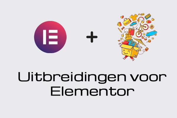 uitbreidingen voor elementor - Websitetoday - Webdesign en Online Marketing Driebergen-Rijsenburg